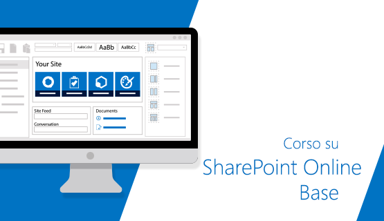 Corso SharePoint Online - Base